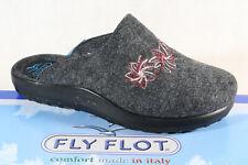 Fly Flot Women's Slipper Mules Slippers Grey