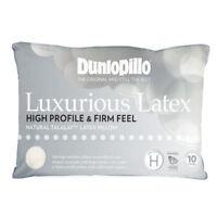 Dunlopillo-Talalay Latex Luxurious Pillow High Profile & Firm Feel RRP $179.95