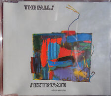 The FALL CD / EXtrIcAtE - ALBUM SAMPLER 4 Track PROMO ONLY Telephone Im Frank +2