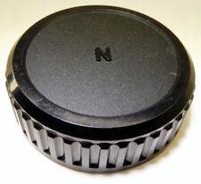 promaster N F mount Rear Lens Cap for Nikon Nikkor Ai-s