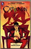 GN/TPB Catwoman Volume 7 Seven 2016 nm- 9.2 DC 1st 156 pgs New 52 Inheritance