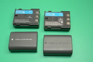 Original Canon NB-2LH Akku für EOS 400D 350D Powershot S50 S60 S70 S80 G7 G9