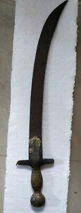 Antique Pandya Mannar Clan - South Indian sword