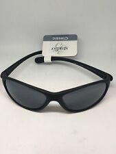 Studio Classic UV Protection Black Gray Smoke Lens Sunglasses