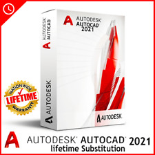 AutoCad 2021 Full Version for windows Lifetime activated