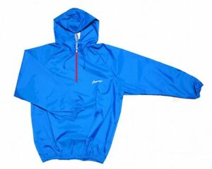 Americaya original Sauna suit fighter specifications Blue × red white logo