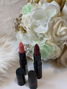 Lot of 2 Rimmel Lasting Finish Lipstick #34,30 💕 by Kate Moss NEW
