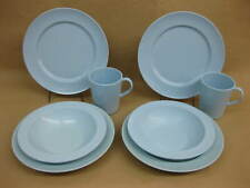 Set of 2 OR Single Kampa Caravan Vivid Blue Melamine Side Plate 21.5cm MM0040