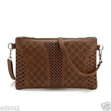 Vintage Women Hollow Out Handbags Shoulder Bag Crossbody Messenger Purse Tote
