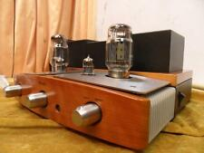 Unison Research Preludio single ended valve amplifier kt 88