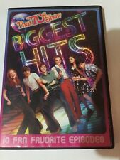 That 70s Show: Biggest Hits (DVD, 2011)
