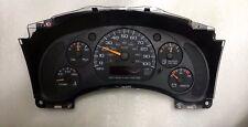 1996 1997 1998 Chevy Astro Express Savana Speedometer Gauge Cluster 16267555