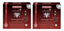 2 x Teekanne Selection Superior Earl Grey FBOP 20 KANNENPORTIONEN!! 40 Stück