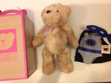 More details for design a bear chad valley designabear teddy and super heroes outfit new