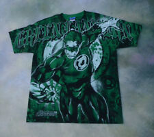 Justice League Green Lantern Shirt Size M.
