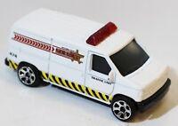 Matchbox Sheriff Ford Panel Van 1999 1:80