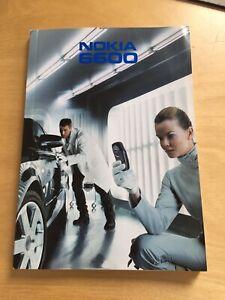Nokia 6600 User Manual