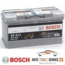 Bosch Batterie Starterbatterie 95Ah Akku 850A Start-Stopp für Mercedes