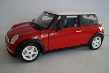 Bburago Burago Modellauto 1:18 Mini Cooper 2001