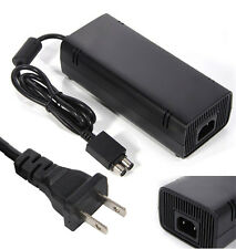 US Adapter SLIM AC Power Supply Cable Cord Brick Charger For Microsoft Xbox 360