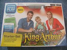 *King Arthur*-Starter-Set:Spiel+Smartphone-Stativ+App-Ravensburger-OVP,Neu