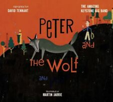 The Amazing Keystone Big Band - Peter & the Wolf and Jazz [New & Sealed] CD