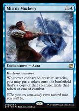 Mirror Mockery NM Dragons of Tarkir MTG Magic Cards  Blue Rare