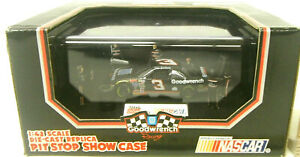 1993 RC Goodwrench 1:43 Pit Stop Show Case #3 Earnhardt Chevrolet Lumina Diecast
