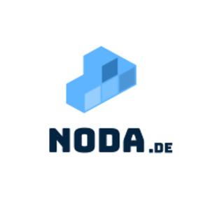 Noda.de Domain kurz DE .de 4 4-stellig Kurzdomain Software Kommunikation