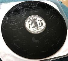 "Buzzthrill Soul Music RARE ETCHED Vinyl! FL Breaks Breakbeat Icey Sharaz 12"" DJ"