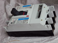 Circuit breaker MCCB (moulded case) 250A  FGN36AA400LLF  GE Record Plus   FG400