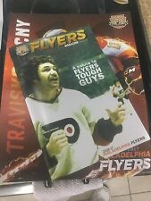 Philadelphia Flyers 2016 Official Progam TOUGH GUYS Cover Travis Konecky Insert