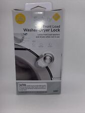 Safety 1st Baby ProGrade Front Load Washer-Dryer Lock with SecureTech Open Box