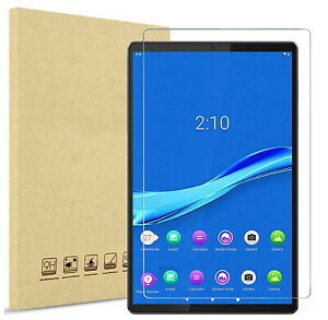 For Lenovo Tab M10 Plus HD P10 M8 HD M7 Tablet Tempered Glass Screen Protector