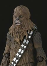 BANDAI S.H.Figuarts Star Wars Chewbacca (A NEW HOPE) JAPAN OFFICIAL IMPORT