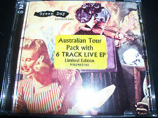 Green Day Insomniac Australian Tour 2 CD With Live CD EP Up for Grabs, Green Day