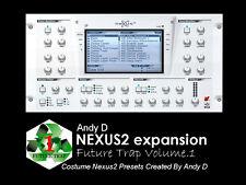 reFX Nexus Andy D Future Trap Vol.1 Sound Bank