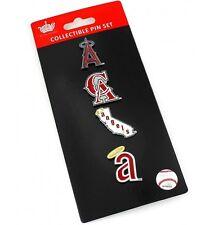 Los Angeles Angels Logo Pin Set