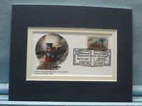 Finish of the Transcontinental Railroad & Central Pacific First Day Cover