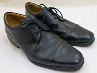 Sandro Moscoloni 9106 Black Smooth Leather Cap Toe Lace Up Oxford 11 D Amazonas