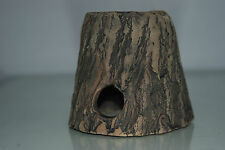 Acquario Ceramica Ciclide Hide 10 x 10 x 9 Piccolo per Botia & Piccoli Pesci