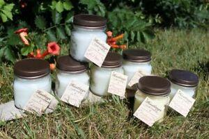 Hastings Mason Jar Candles