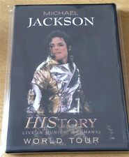 Michael Jackson Live In Munich 1997 HIStory World Tour [DVD]