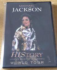 Michael Jackson Live In Munich 1997 HIStory World Tour [DVD]