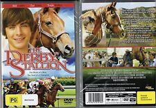 The Derby Stallion * NEW DVD * Zac Efron horse racing family movie