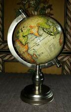 Nice U G World Globe Decorative Metal Base Modern Office Desk Globe .