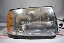 2001-2003 INFINITI QX4 RIGHT SIDE XENON HID BARE HEADLIGHT HEADLAMP H-95 B2