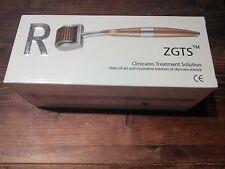ZGTS Rodillo de titanio-Derma Needling sistema de cuidado de la piel (0.5 Mm)