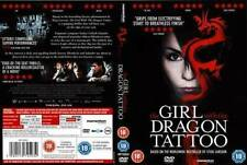THRILLER = THE GIRL WITH THE DRAGON TATTOO star NOOMI RAPACE = VGC