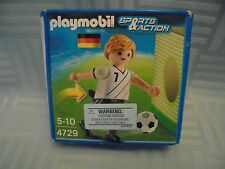 PLAYMOBIL 4729 Soccer / Football Player Germany - Sports & Action Figure tj4
